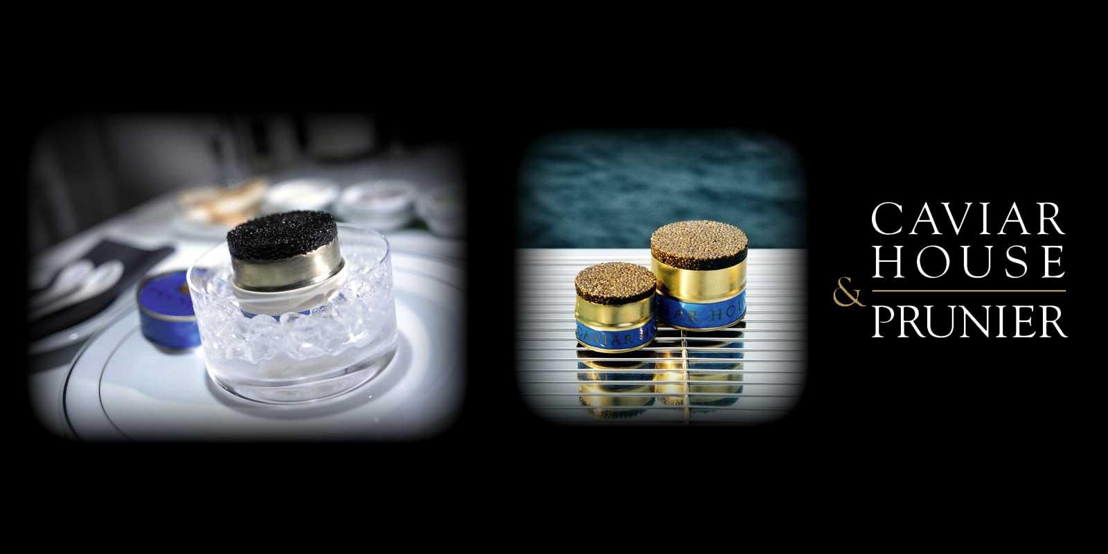 Kaviar vom Caviar House & Prunier Seit 1950 hat Caviar House sich auf diesen wunderbaren Schatz spezialisiert. Im Laufe der Jahre wurde die Kaviarselektion zur speziellen Aufgabe. Es wurde das höchste Ziel, den weltbesten Kaviar zu selektieren und zu produzieren. Caviar House & Prunier bietet Ihnen heute die beste Auswahl an feinstem Kaviar. Der Rogen kommt ausschließlich von den besten Stör-Farmen der ganzen Welt, die exklusive Methoden zur Herstellung von feinstem Kaviar anwenden.