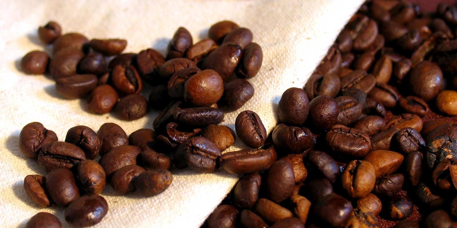 Kaffee / Espresso Hier finden Sie verschiedene Kaffeesorten der besonderen Art.